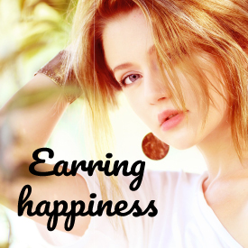Logo for Earring Happiness